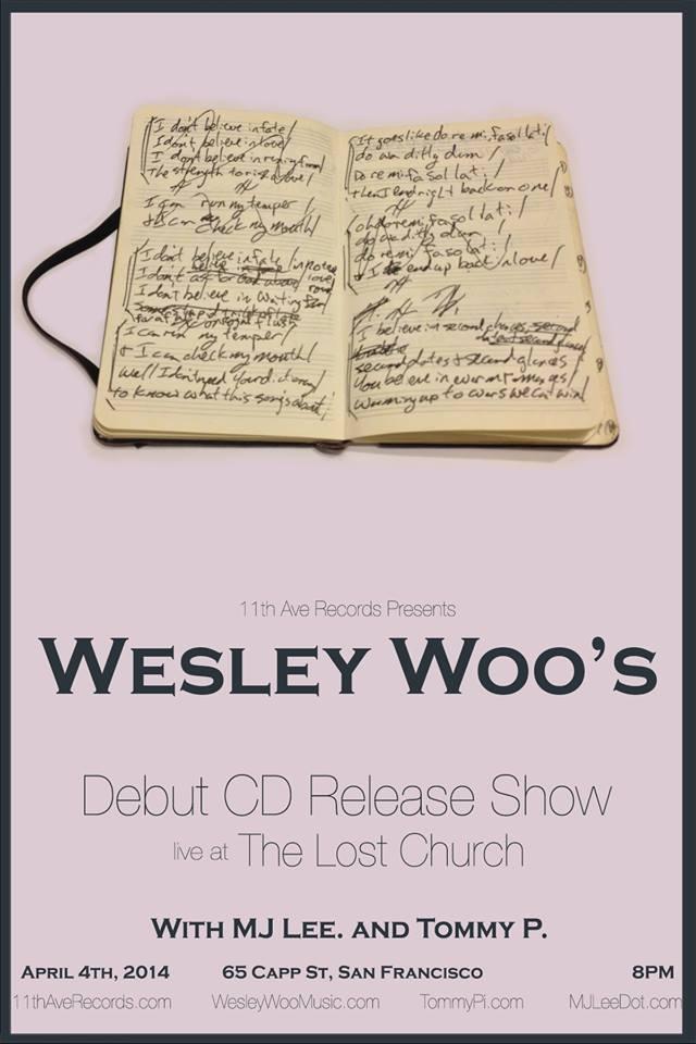 Wesley Woo album launch